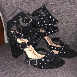 sam edelman buckle heels